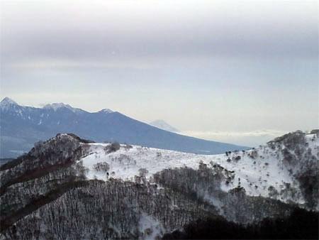 せめてひとなみに。-富士山