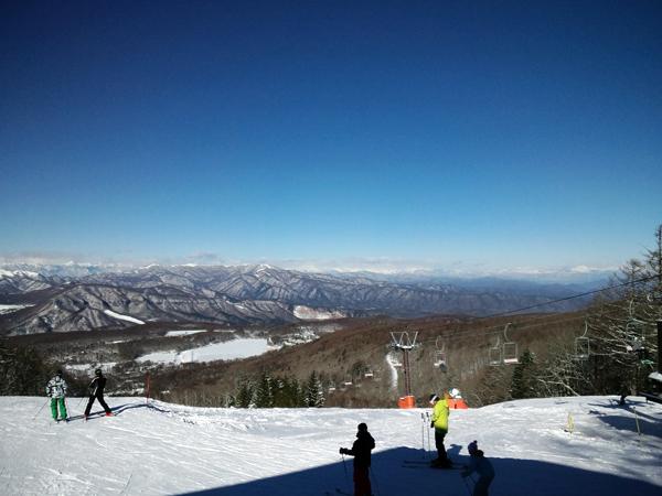 白樺高原国際スキー場 トップ